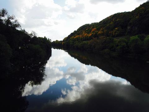 莱茵河畔宾根旅游图片