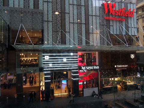 悉尼Westfield名店购物中心
