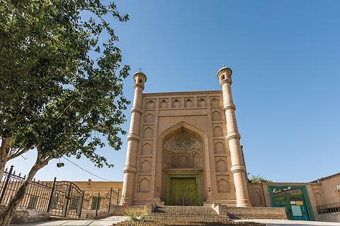 库车大寺的图片