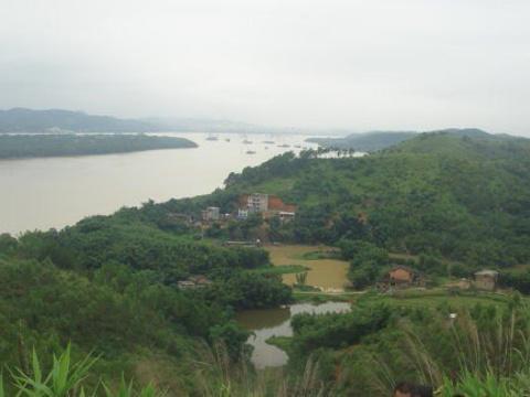 禤洲岛旅游景点图片