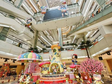 朝阳大悦城旅游景点图片
