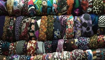 南外滩轻纺面料市场