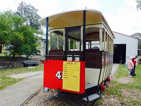 布里斯班电车博物馆旅游景点图片
