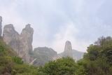 天山国家地质公园崩塌奇观地质遗迹保护区