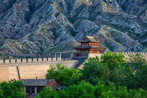鸡鸣驿古城的图片