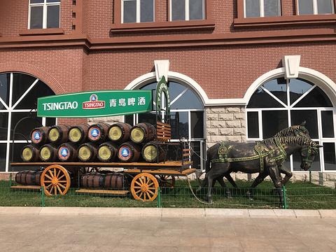 """青岛啤酒""""纯生之旅""""旅游景点图片"""