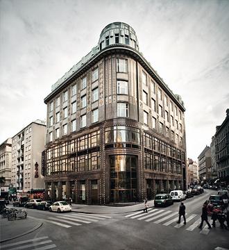 Fleischmarkt大街的图片