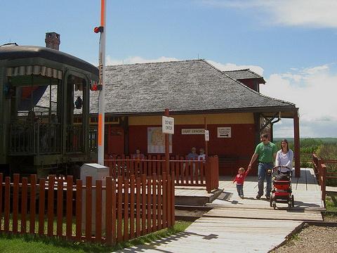 民俗公园历史村旅游景点图片