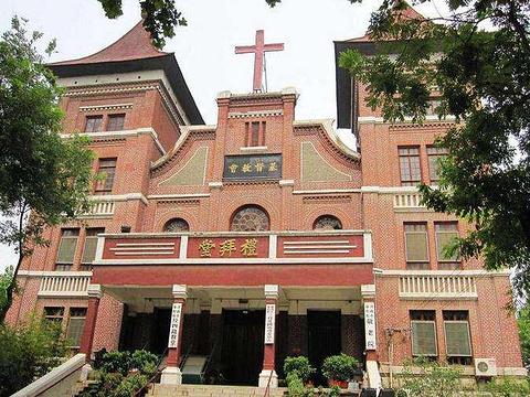 重庆基督教联合礼拜堂旅游景点图片