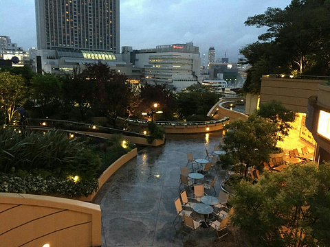 难波公园旅游景点图片