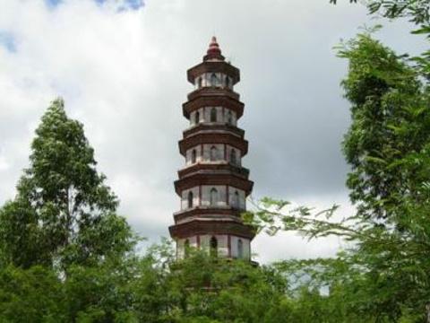 文昌塔旅游景点图片