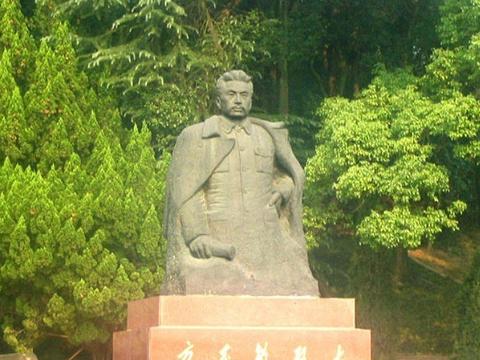 方志敏烈士墓旅游景点图片