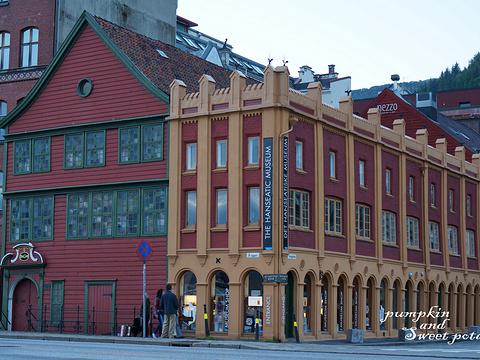 汉萨同盟博物馆旅游景点图片