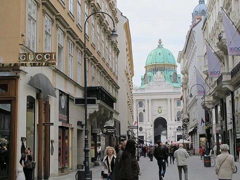 格拉本大街的图片