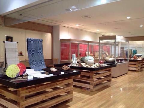 奈良工艺馆旅游景点图片