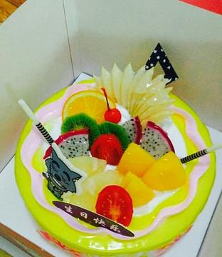 麦香园艺术蛋糕