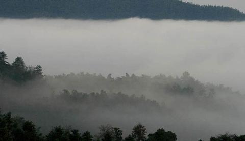 仙池山的图片