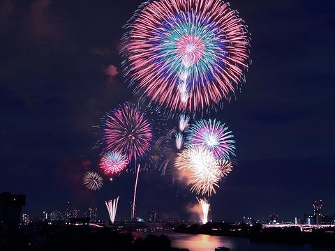 板桥花火大会
