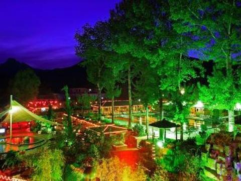 艾山温泉旅游景点图片