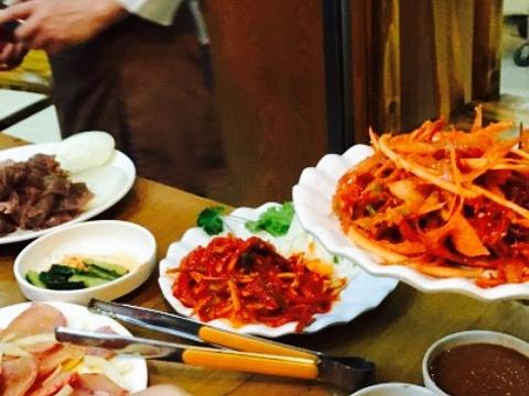 朝香木炭烧烤(新围堤道店)旅游景点图片