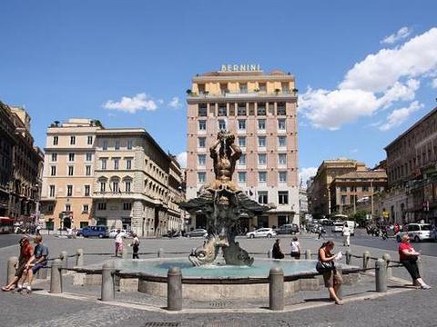 巴贝里尼广场旅游景点图片