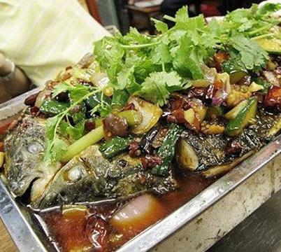 萦香烤鱼(四横路店)