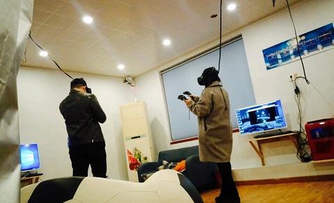 vr视界虚拟现实主题乐园