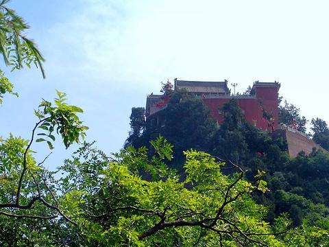 陕西香山寺旅游景点图片