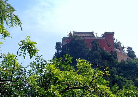 陕西香山寺的图片