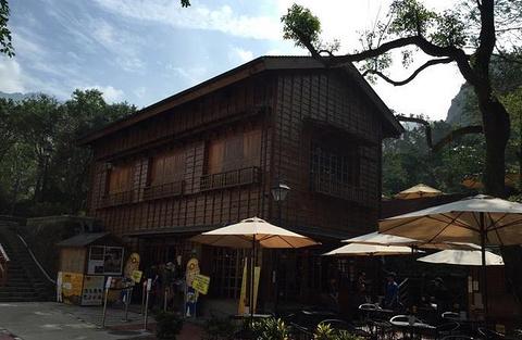 金矿山矿工餐馆