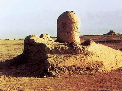 罕诺依古城旅游景点图片