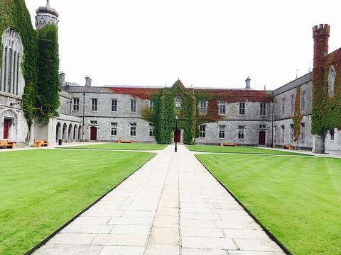 National University of Ireland-Galway (UCG)旅游景点图片