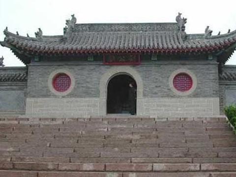 威海刘公庙旅游景点图片