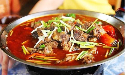 湘里香血粑鸭腊肉