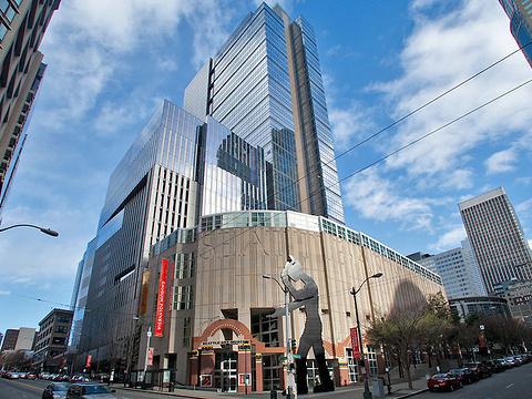 西雅图艺术博物馆旅游景点图片