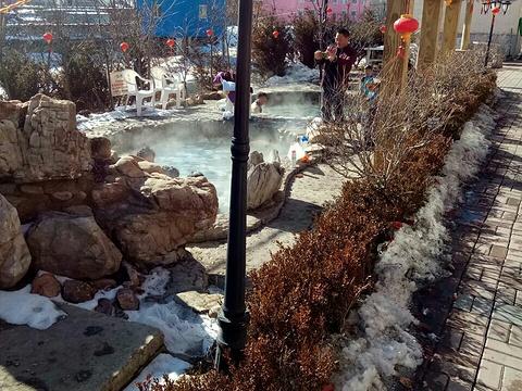 五龙背温泉旅游景点图片