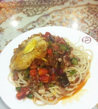 西域风情新疆Muslim主题餐厅