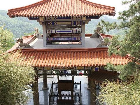 圣水金鼎九龙亭旅游景点图片