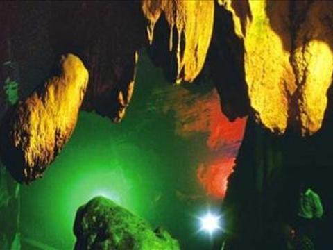 空山洞旅游景点图片