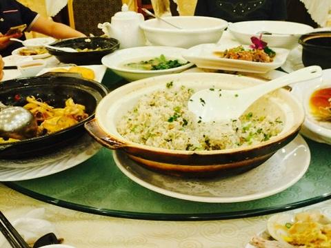 中京商务酒店中餐厅旅游景点图片