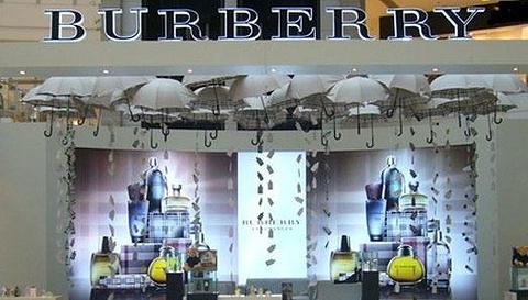 Burberry(银座三越店)
