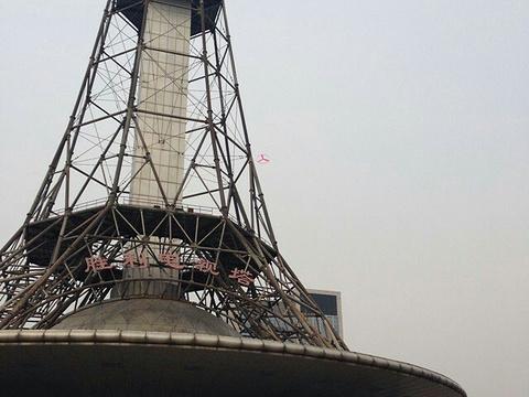 胜利电视观光塔旅游景点图片