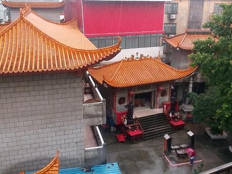 西来古寺旅游景点图片