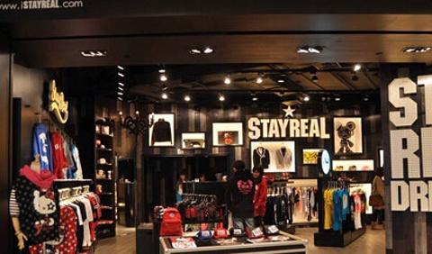 STAYREAL(来福士店)
