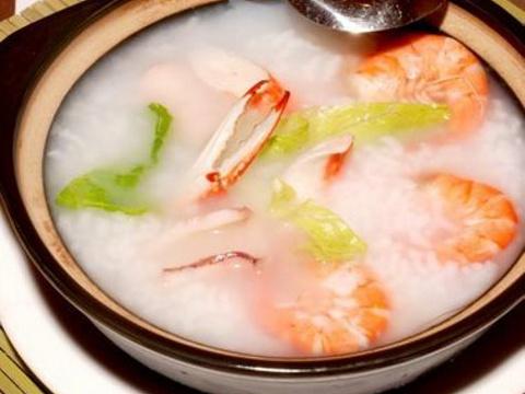 88海鲜粥
