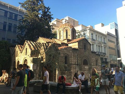 阿基欧斯 埃莱夫塞里奥斯教堂旅游景点图片