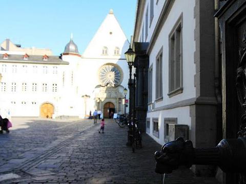 Jesuitenplatz广场旅游景点图片