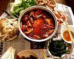蕃王藏香鸡火锅