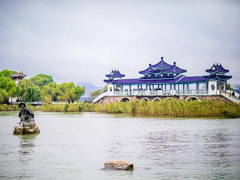 太湖仙岛旅游景点图片