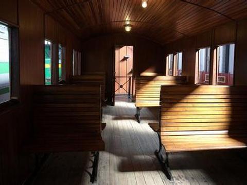 铁道博物馆旅游景点图片